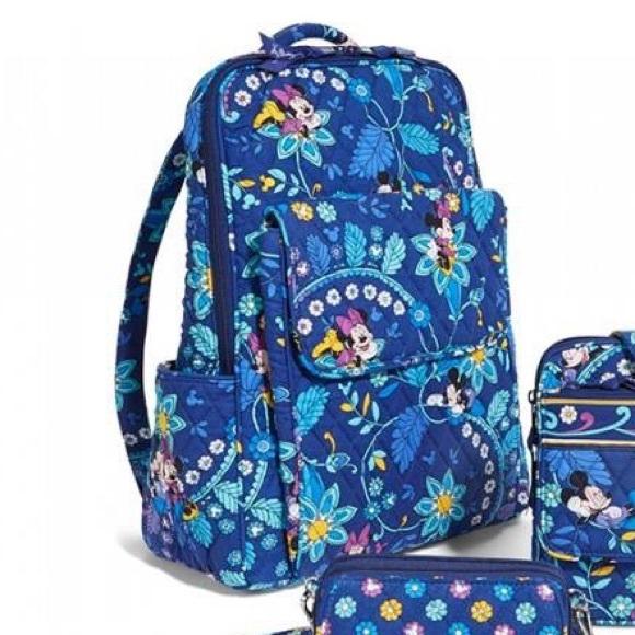 Vera Bradley Disney backpack. M 5a8657482ab8c58e23c9d2a0